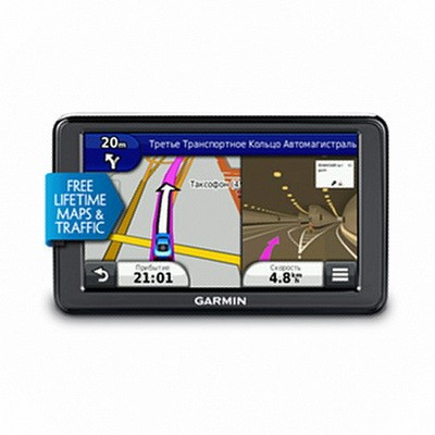 This gps is very easy to use